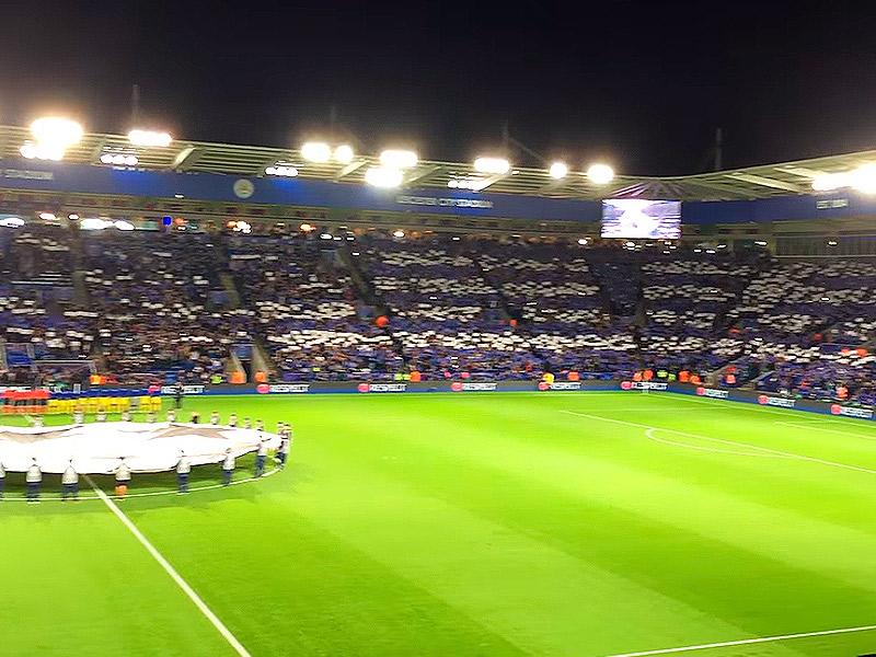 requisito de iluminación para estadio de fútbol